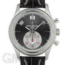 Patek Philippe Annual Calendar Chronograph 40.5mm Grey