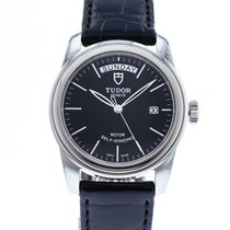 Tudor Glamour Date-Day Steel 39mm Black United States of America, Georgia, Atlanta