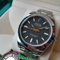 Rolex Milgauss 116400 2014 occasion