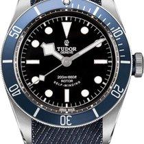 Tudor Black Bay Zeljezo 41mm Crn
