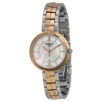 Tissot T094.210.22.111.00 Flamingo Mother Of Pearl Watch