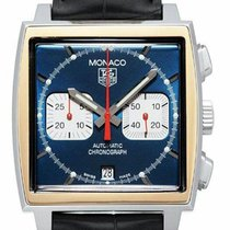 TAG Heuer Men's CW2113.LE6183 Monaco Chronograph Watch