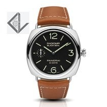 Panerai Radiomir Black Seal 8 Days Pam609 - Pam00609