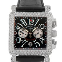 Franck Muller Conquistador Cortez White gold 41mm Black Arabic numerals United Kingdom, London