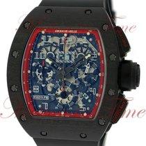 Richard Mille RM 011 RM011 Black Night begagnad