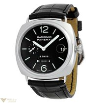 Panerai Radiomir 8 Day Manual Wind Stainless Steel Men's Watch