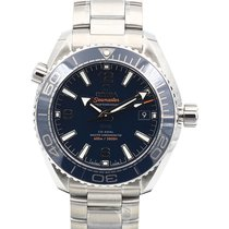 Omega Seamaster Planet Ocean 44mm Co-Axial Automatic Blue Dial