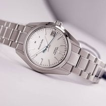 Seiko Grand Seiko Automatic Hi Beat Silver Dial (New Model)