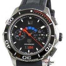 豪雅 (TAG Heuer) Aquaracer 500m America's Cup Usa Edition