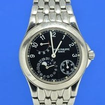 Patek Philippe SS  POWER RESERVE MOONPHASE Ref 50851A