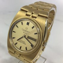 """Omega Constellation Day-Date """"Meister"""" Dial 18 kt Gold"""
