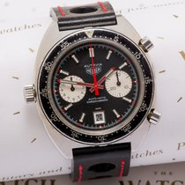 Heuer Steel 42mm Automatic pre-owned