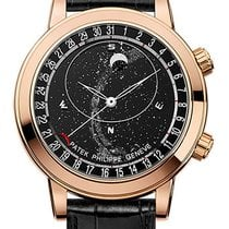 Patek Philippe Celestial new Automatic Watch with original box and original papers 6102R-001