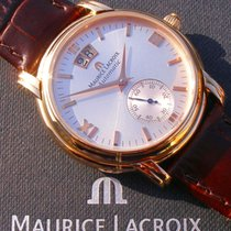 Maurice Lacroix Roodgoud Automatisch 38mm Masterpiece (Submodel)