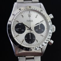 Rolex Daytona Ref 6239 Silver Dial