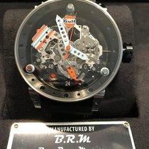 B.R.M Titanium Automatisch B.R.M R50 GULF nieuw