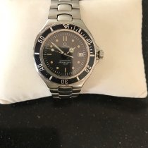 Omega Seamaster (Submodel) pre-owned 38mm Steel