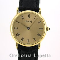 Piaget Yellow gold 25mm Manual winding 9005 pre-owned