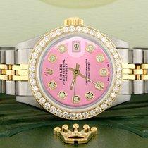 Rolex Lady-Datejust Ocel 26mm Růžová