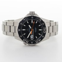 TAG Heuer Aquaracer (Submodel) pre-owned 43mm Steel
