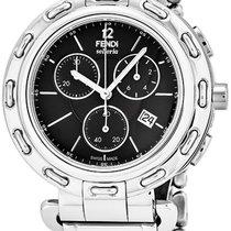 Fendi Chronograph Quartz new Black