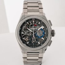 Zenith Defy El Primero Titanium 44mm Transparent United States of America, Massachusetts, Boston