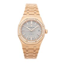 Audemars Piguet Royal Oak Lady new Automatic Watch with original box and original papers 15451OR.ZZ.1256OR.02