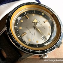 Nivada Steel 43mm Automatic DEPTHOMATIC AUTOMATIC AUTOMATIK VINTAGE DIVER TAUCHER DEPHTOMATIC pre-owned