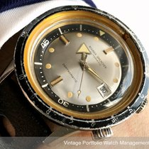 Nivada Staal 43mm Automatisch DEPTHOMATIC AUTOMATIC AUTOMATIK VINTAGE DIVER TAUCHER DEPHTOMATIC tweedehands