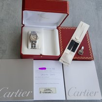Cartier Stål 31mm Kvarts 2675 brugt