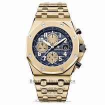 Audemars Piguet Royal Oak Offshore Chronograph 26470BA.OO.1000BA.01 2017 new