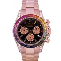Rolex 116505 Oro rosado 2016 Daytona 40mm usados