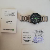 Certina Steel Quartz C024.447.11.051.02 pre-owned