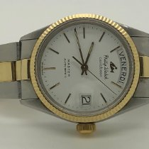 Philip Watch Gold/Steel Automatic Caribe pre-owned