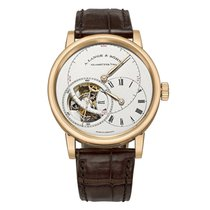A. Lange & Söhne 760.032 Rose gold 2013 Richard Lange 41.9mm pre-owned United States of America, Connecticut, Greenwich