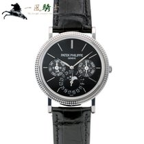 Patek Philippe 5139G-010 White gold Perpetual Calendar 38mm pre-owned United States of America, California, Los Angeles