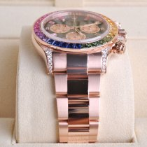 Rolex 116595RBOW Rose gold 2019 Daytona 40mm new