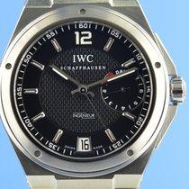 IWC Big Ingenieur подержанные 45mm Чёрный Сталь