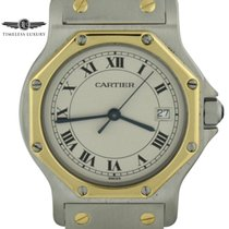 Cartier Santos (submodel) Cartier santos octagon pre-owned