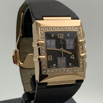 歐米茄 Constellation 玫瑰金 34mm 古銅色 阿拉伯數字
