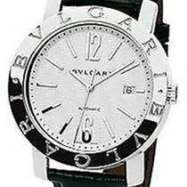 Bulgari Bulgari Steel 42mm White No numerals United States of America, Florida, 33431