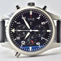 IWC Pilot Double Chronograph IW377801 2013 pre-owned