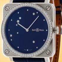 Bell & Ross BR S Diamond Eagle Diamonds