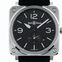 Bell & Ross Steel 39mm Quartz BR S new