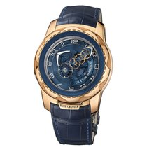 Ulysse Nardin Freak Cruiser Or rouge 45mm Bleu Arabes