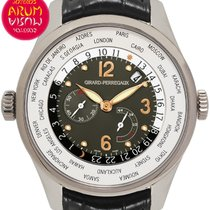 Girard Perregaux pre-owned Automatic 41mm Grey Sapphire crystal 3 ATM