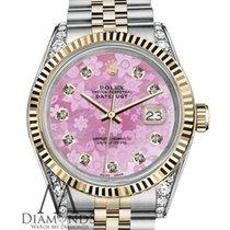 Rolex Lady-Datejust 69173 подержанные