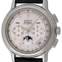 ゼニス (Zenith) : Chronomaster El Primero Triple Date Moon : ...