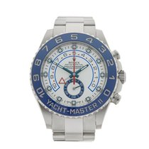 Rolex Yacht-Master II Stainless Steel Gents 116680 - W3944