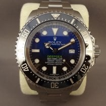 Rolex Sea-Dweller Deepsea D-Blue James Cameron